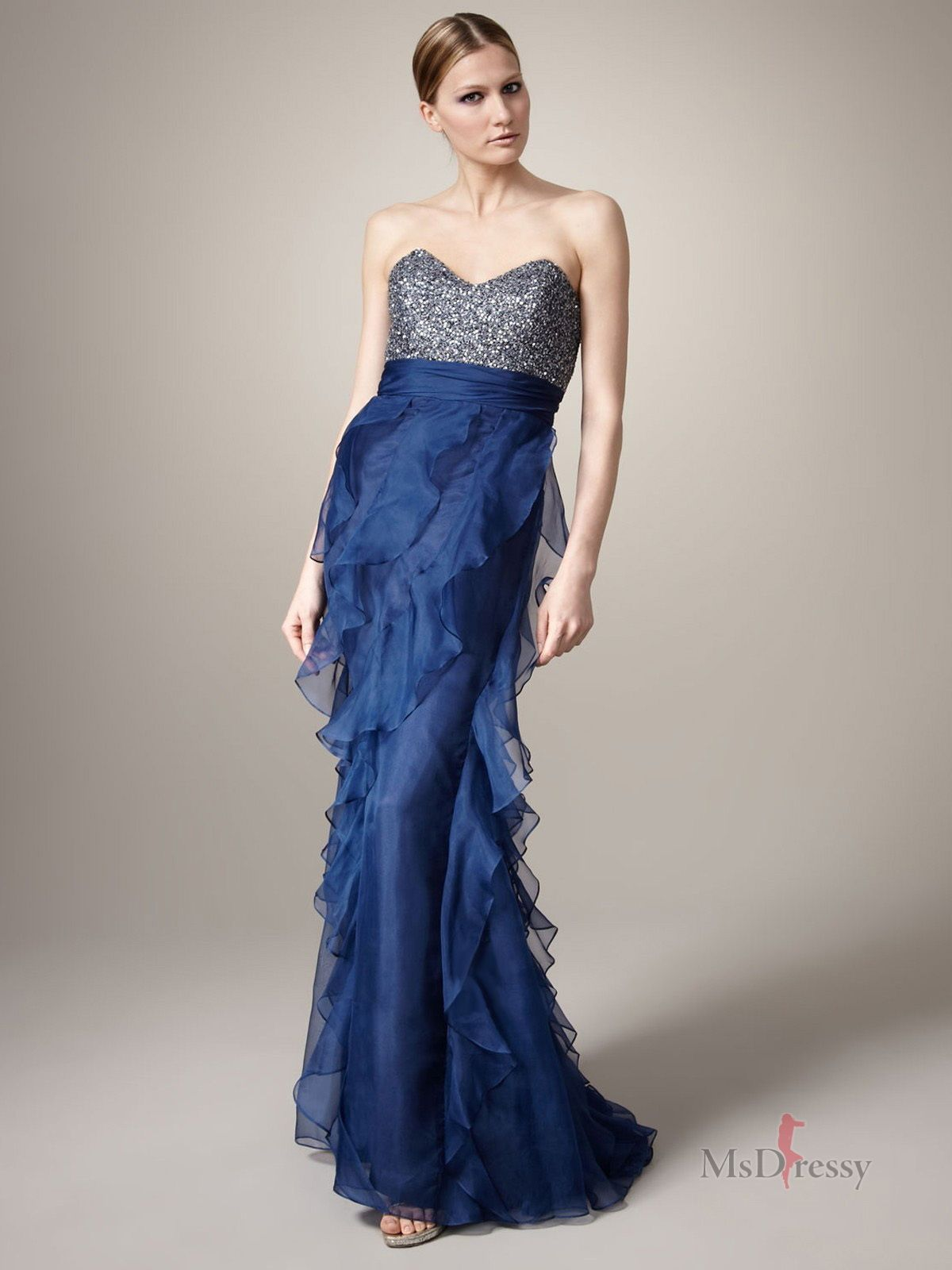 Pretty blue dress vestido coctel pinterest blue dresses night