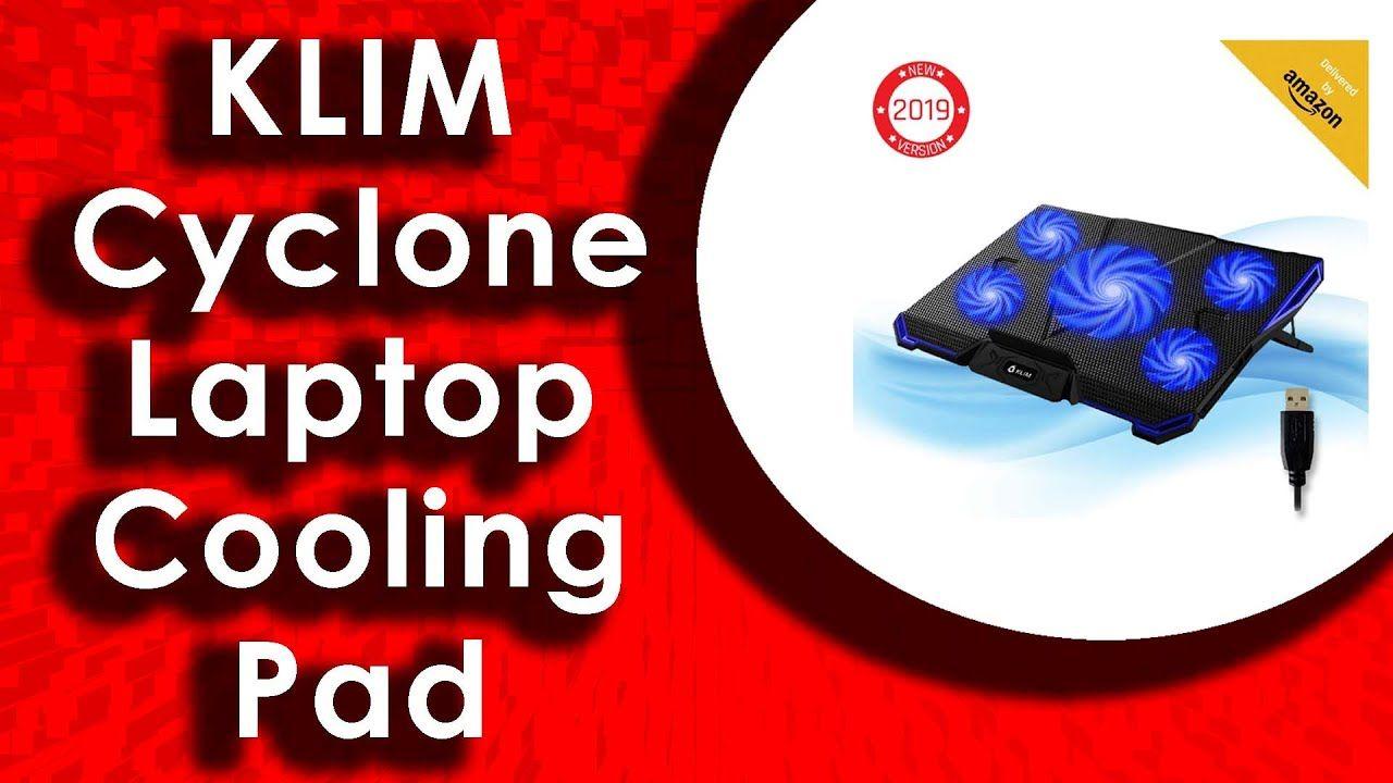 Klim Cyclone Laptop Cooling Pad Laptop Cooling Pad Pad Cyclone