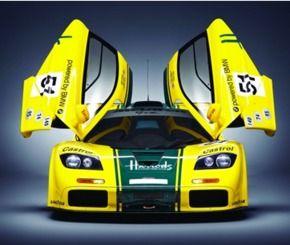 بطولات السيارات راليات و سباق سيارات Mclaren P1 Mclaren F1 Super Cars