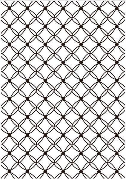 Folder A4 do embossingu HSF013 - Artykuły art&craft
