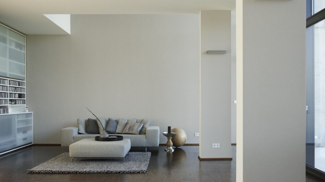 Tapeten im Wohnzimmer; Schöner Wohnen Tapete 269317 Amerika - schöner wohnen tapeten wohnzimmer