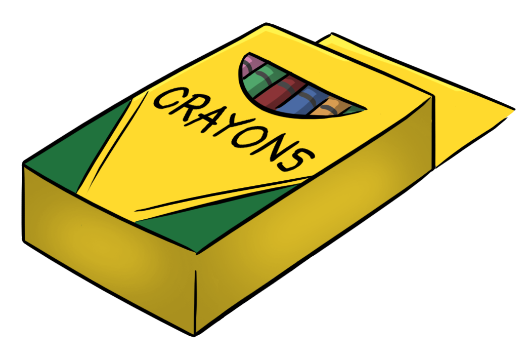 crayon box clipart free clipart images png 1 044 703 pixels maker rh pinterest com au yellow crayon clipart black and white yellow crayon clipart