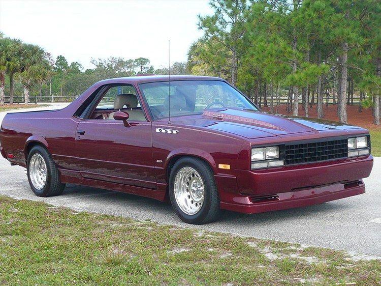 1984 El Camino 464elky S 1984 Chevrolet El Camino Chevy Muscle