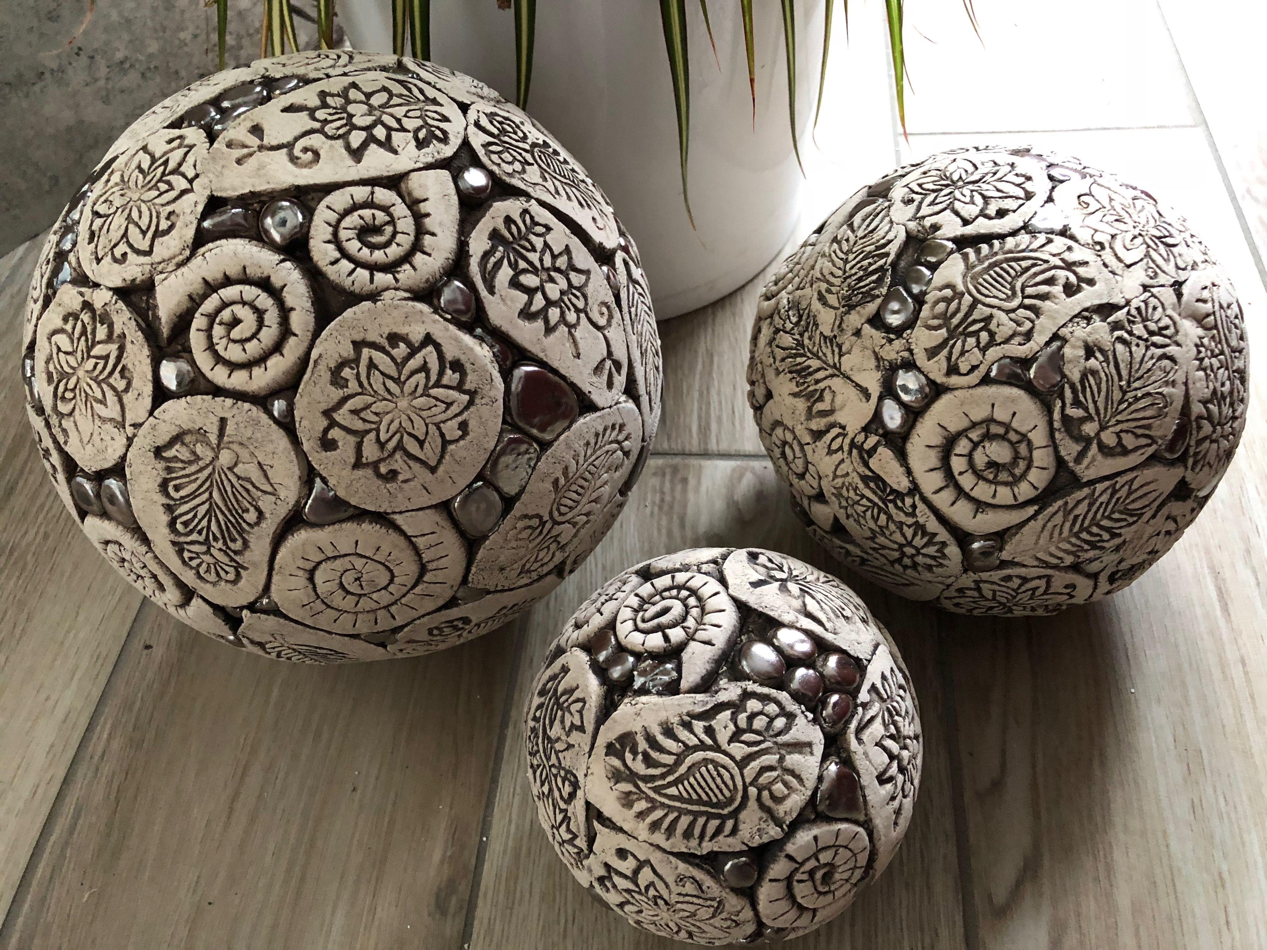 keramik dekokugeln f r garten keramik in 2019 keramik. Black Bedroom Furniture Sets. Home Design Ideas
