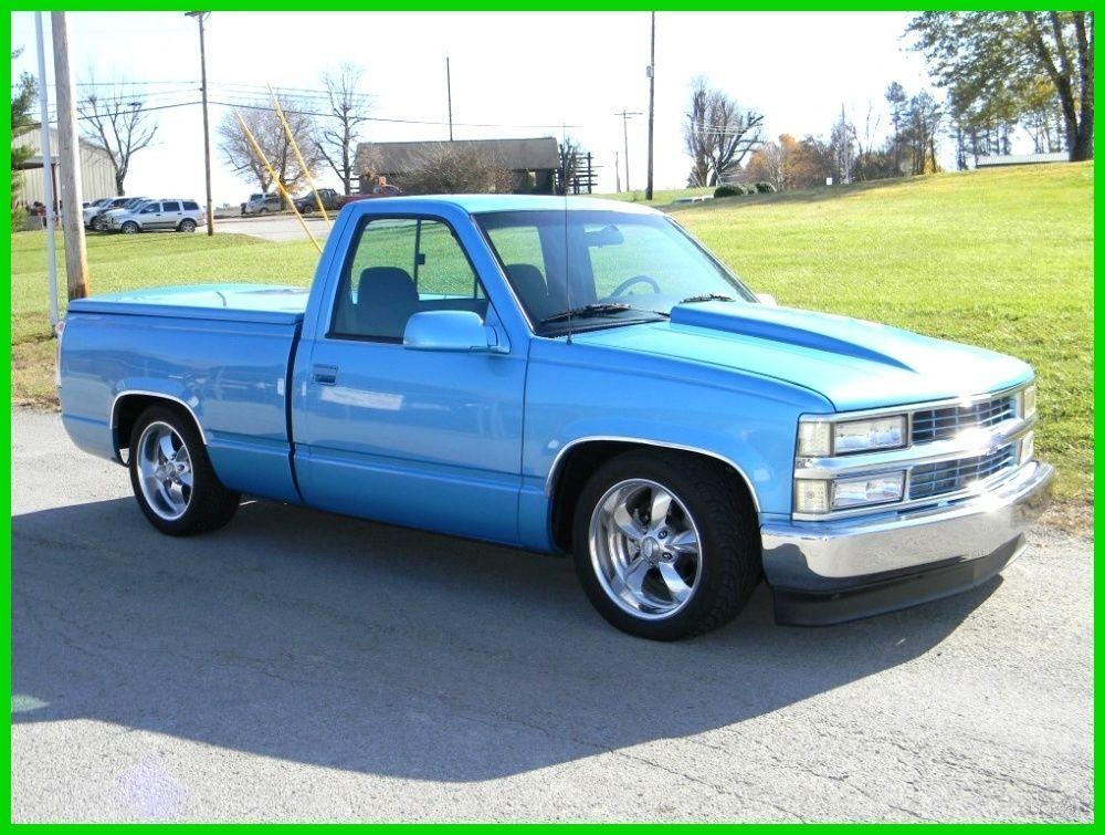 Chevrolet C K Pickup 1500 C1500 Custom Ebay 88 98