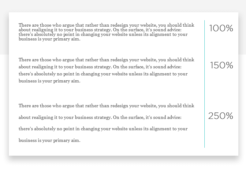 Best Ux Practices For Line Spacing 6 Golden Rules Justinmind In 2020 Typography Rules Indesign Tutorials Pull Quotes