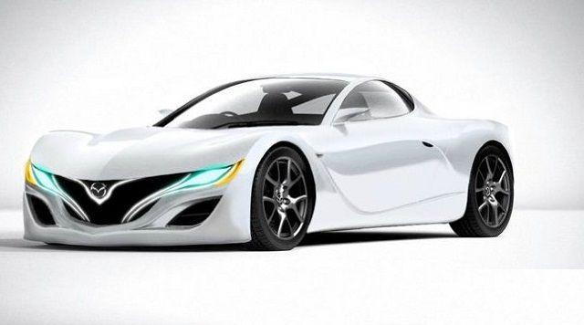 Mazda RX Sports Car Automotive Sportscar Sportscar - 2017 sports cars