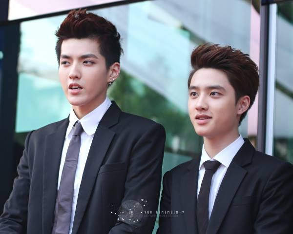 Kris and D.O