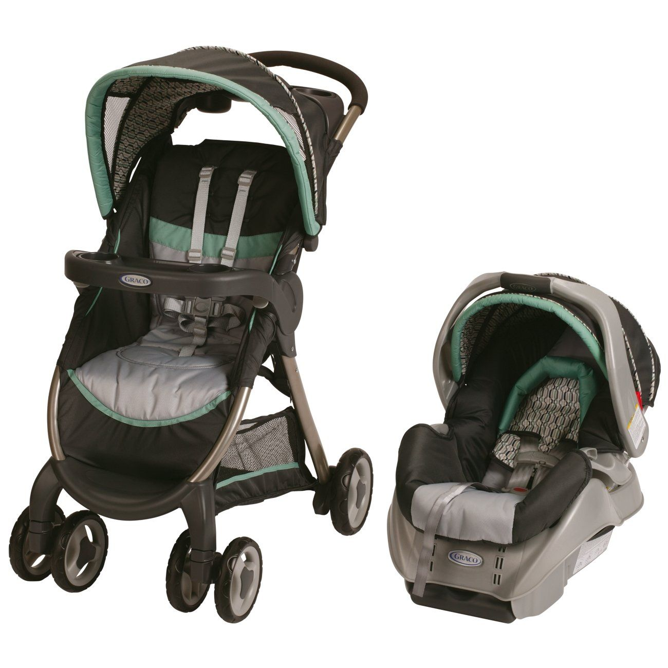 Graco Fastaction Fold Stroller Click Connect