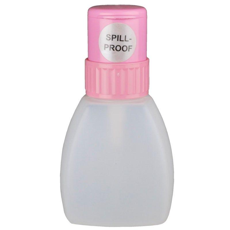 Use this Pink MENDA Twist-Lock Push-Down Pump for Liquids like Nail ...