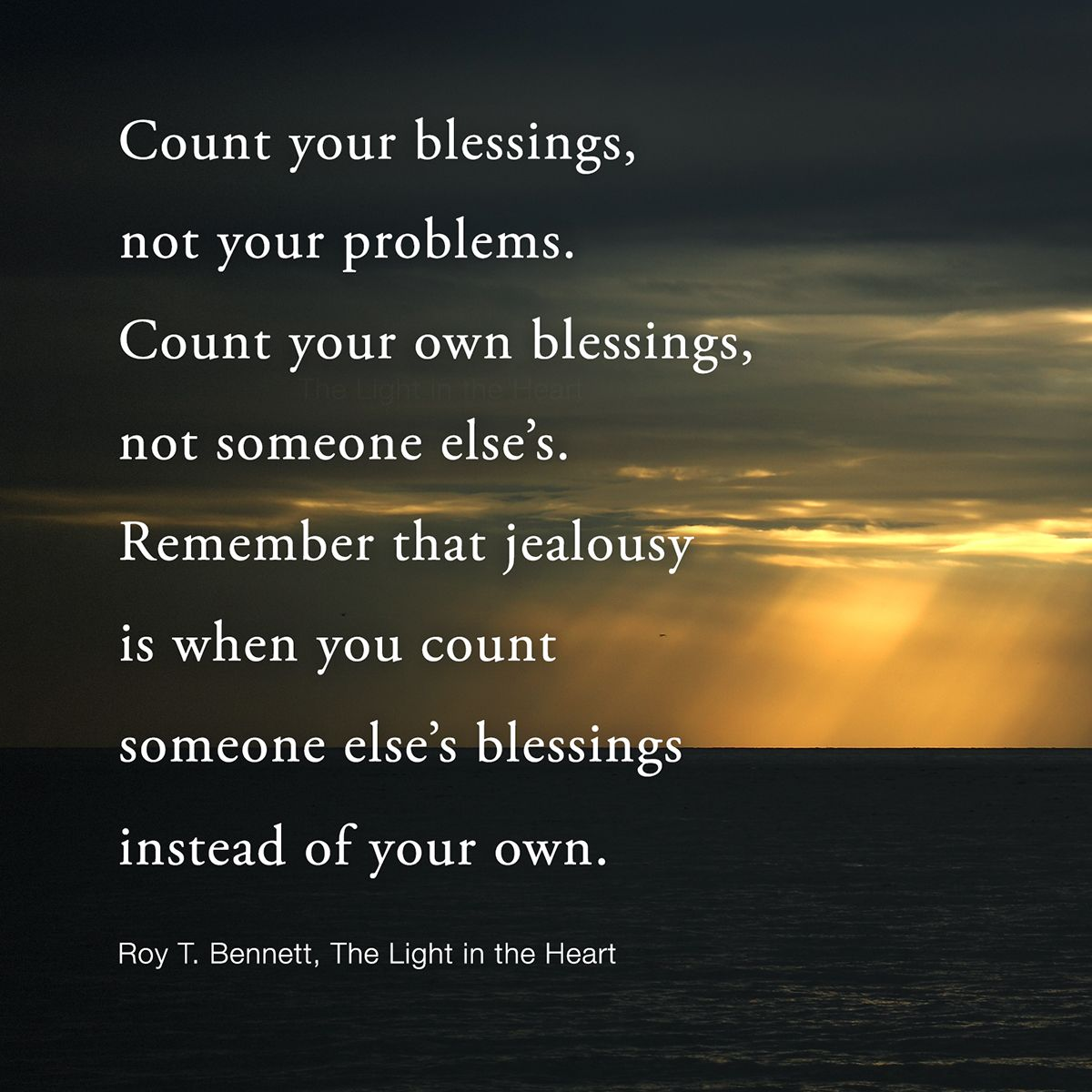 Count Your Blessings Not Your Problems Blessed Quotes Fabulous Quotes Blessed