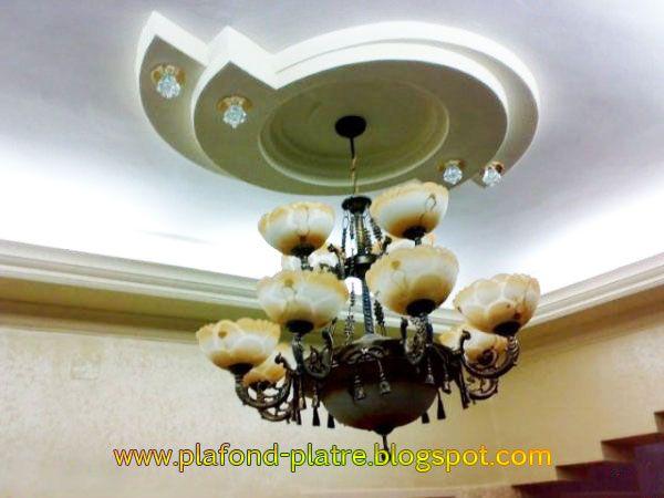 Plafond Platre Fleur : Les meilleures idées de la catégorie faux plafond