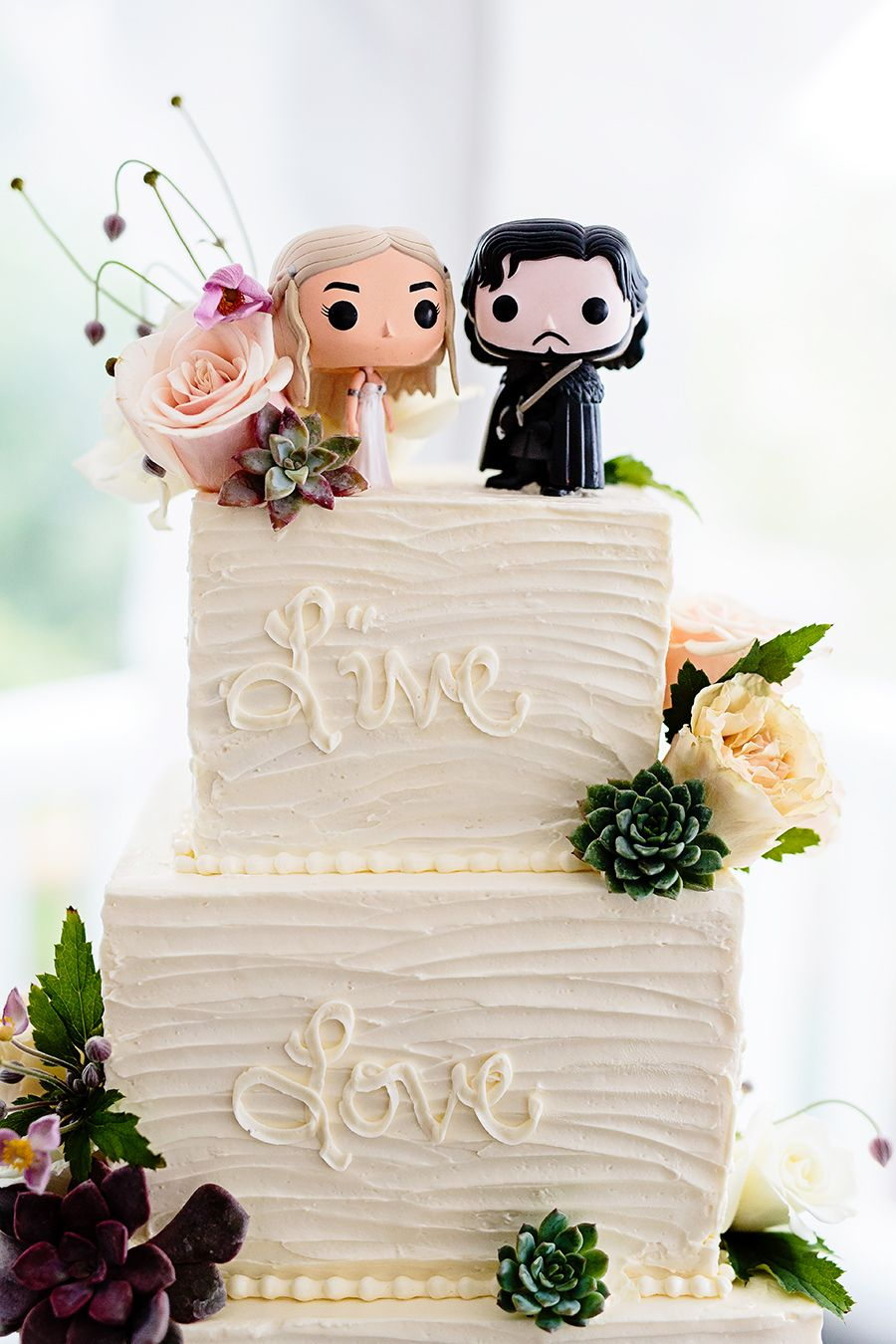 Game of Thrones themed wedding cake | Wedding Cakes, Desserts and ...