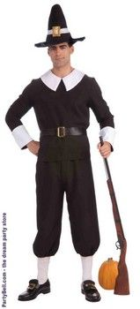 Pilgrim Man Costume  $23.81