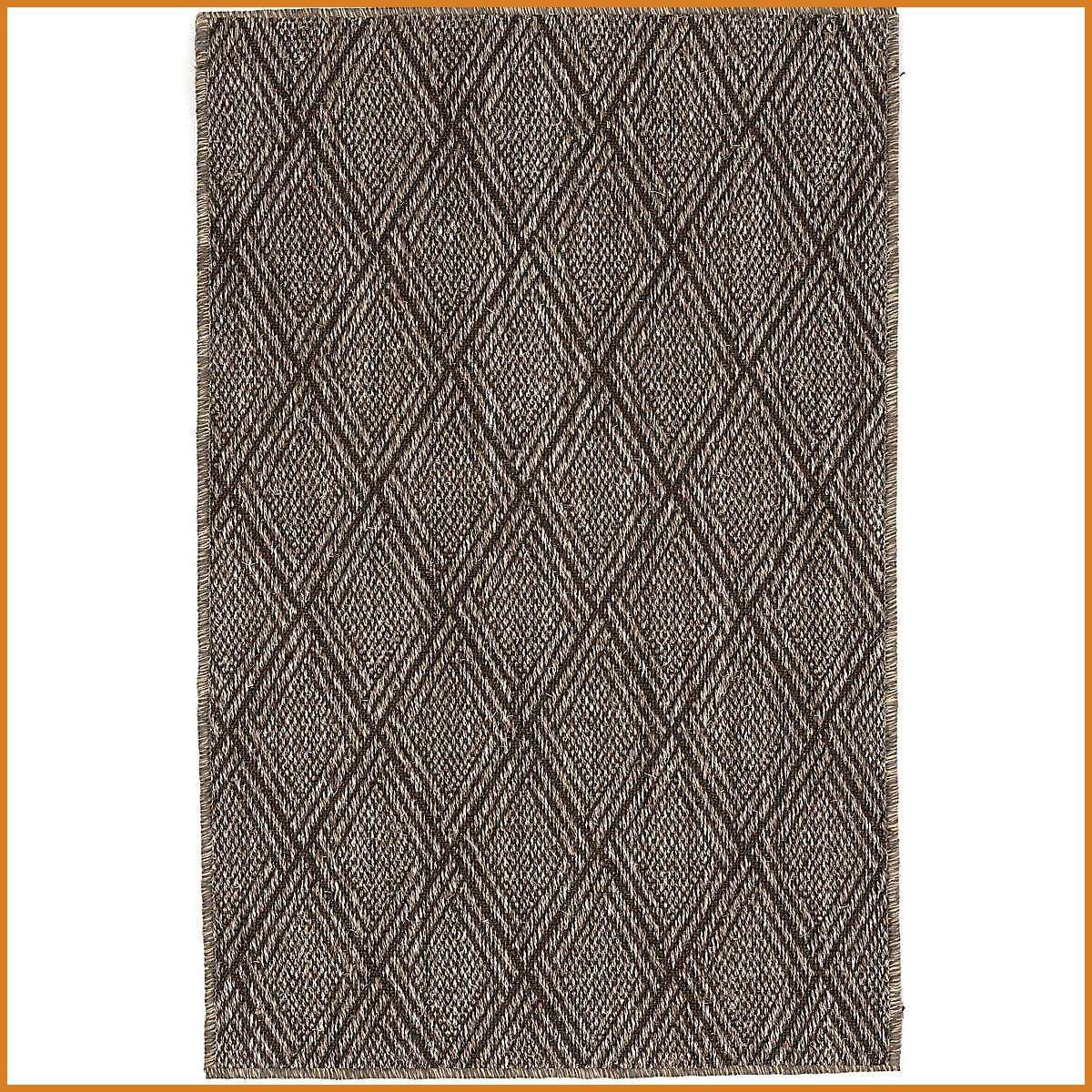Diamond Greige Sisal Woven Rug  Dash  Albert Constructed from a jutederived fiber this diamondpattern woven sisal rug is an eyecatching extradurable addition to any floor...