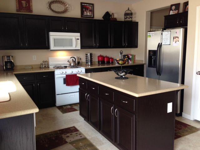 kitchen cabinets java gel stain espresso kitchen cabinets java gel stains espresso kitchen on kitchen cabinets java id=99715