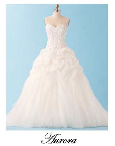 Wedding Dresses Inspired By Disney Princess Aurora Fairy Tale Wedding Dress Disney Inspired Wedding Dresses Princess Style Wedding Dresses