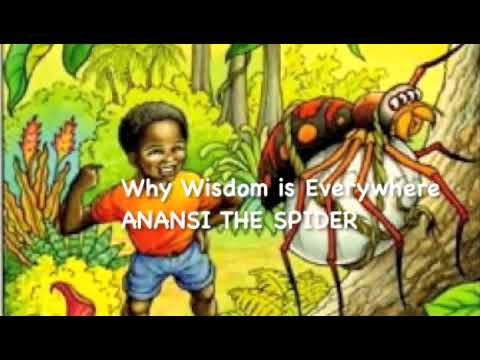 Anansi The Spider And Turtle