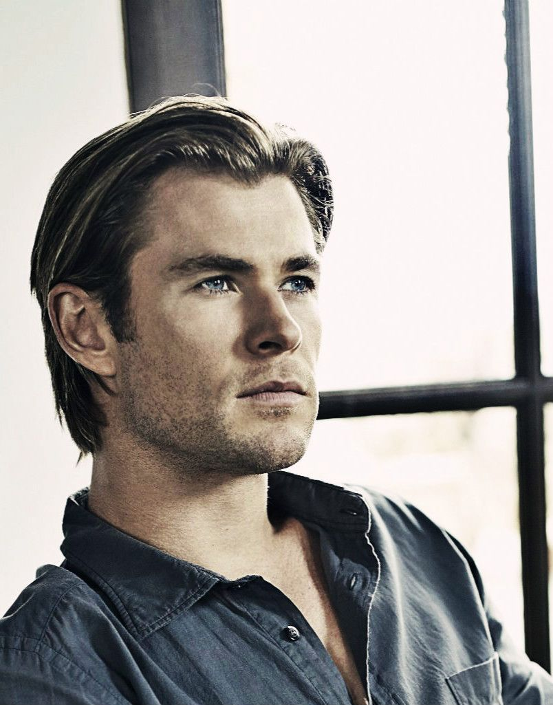 Chris Hemsworth, actor. Thor - the idol of lovers of the epic 94