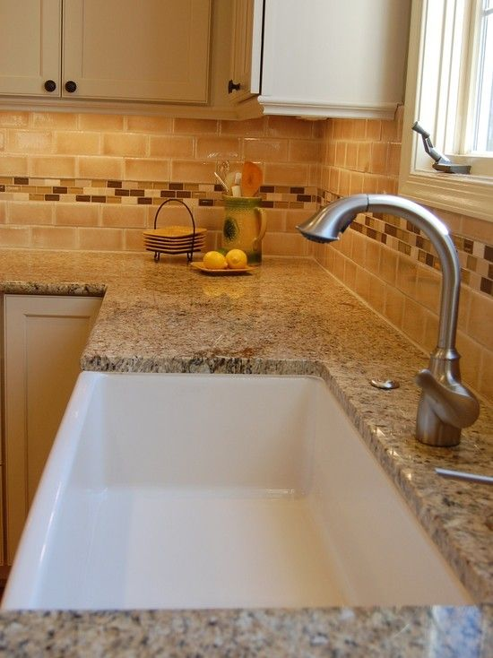 Push Button Garbage Disposal On Counter Design Pictures Remodel Decor And Ideas Stylish Kitchen Home Kitchens