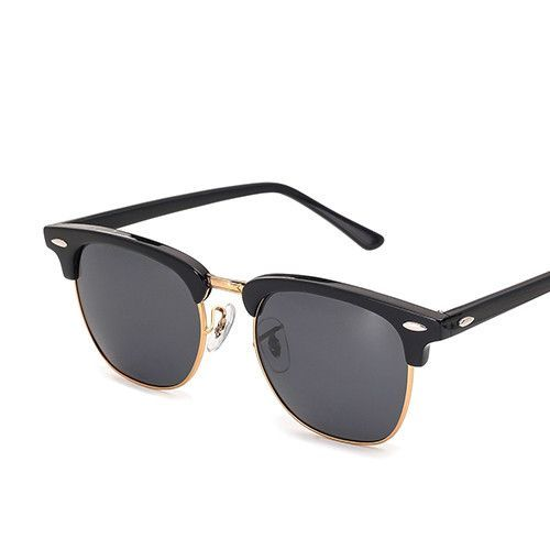 Optical Clubmaster Rivet Sunglasses PL248 (3 colors)