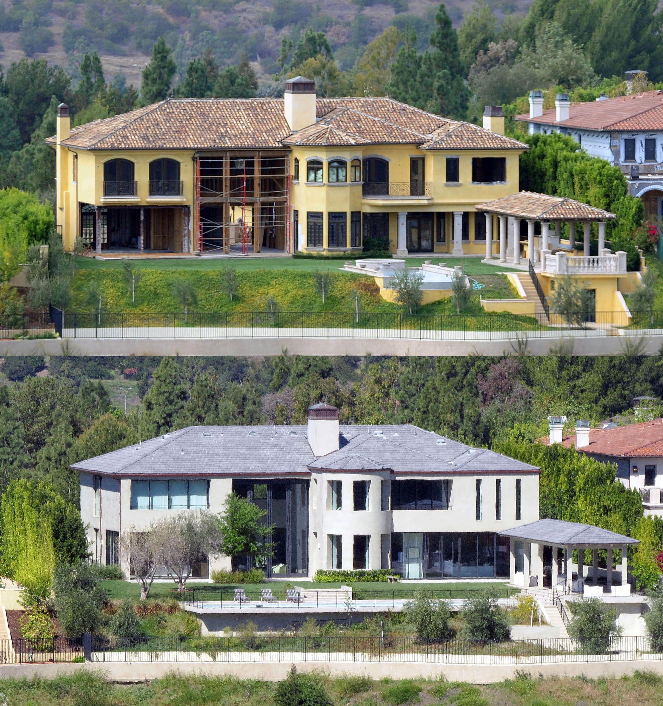 Video Kim Kardashian Kanye West Flipped This House To Sell To