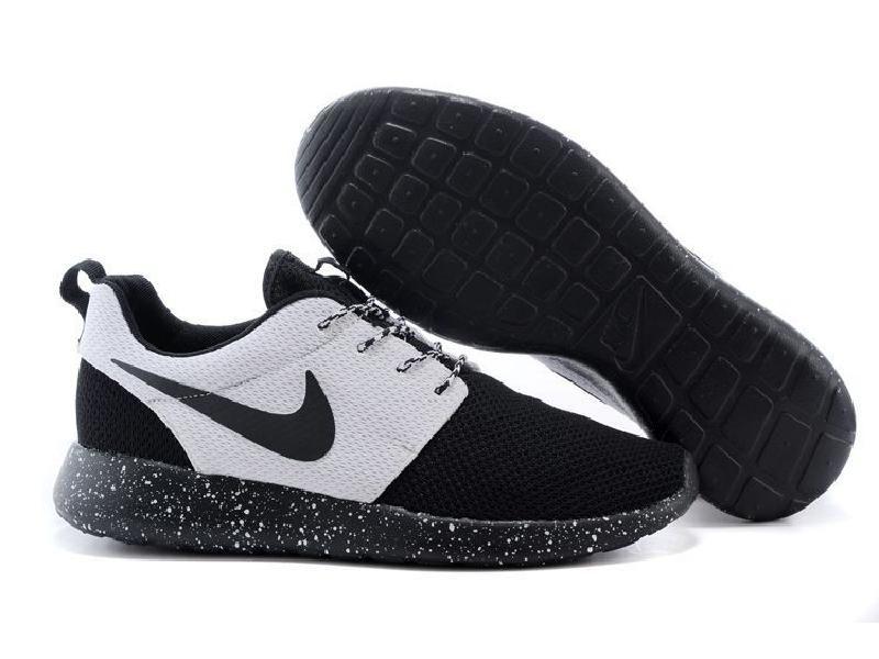 watch 9fd3e 3661a Lightning Shoes-Nike Unisex Roshe Run Running Shoes