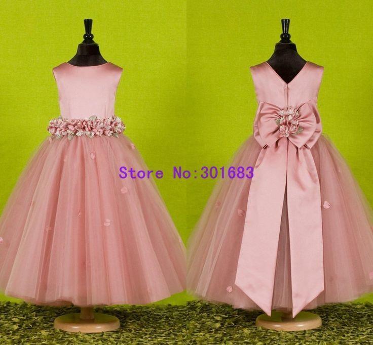 Resultado de imagen para vestidos de niña elegantes 2013 | Pequeñas ...