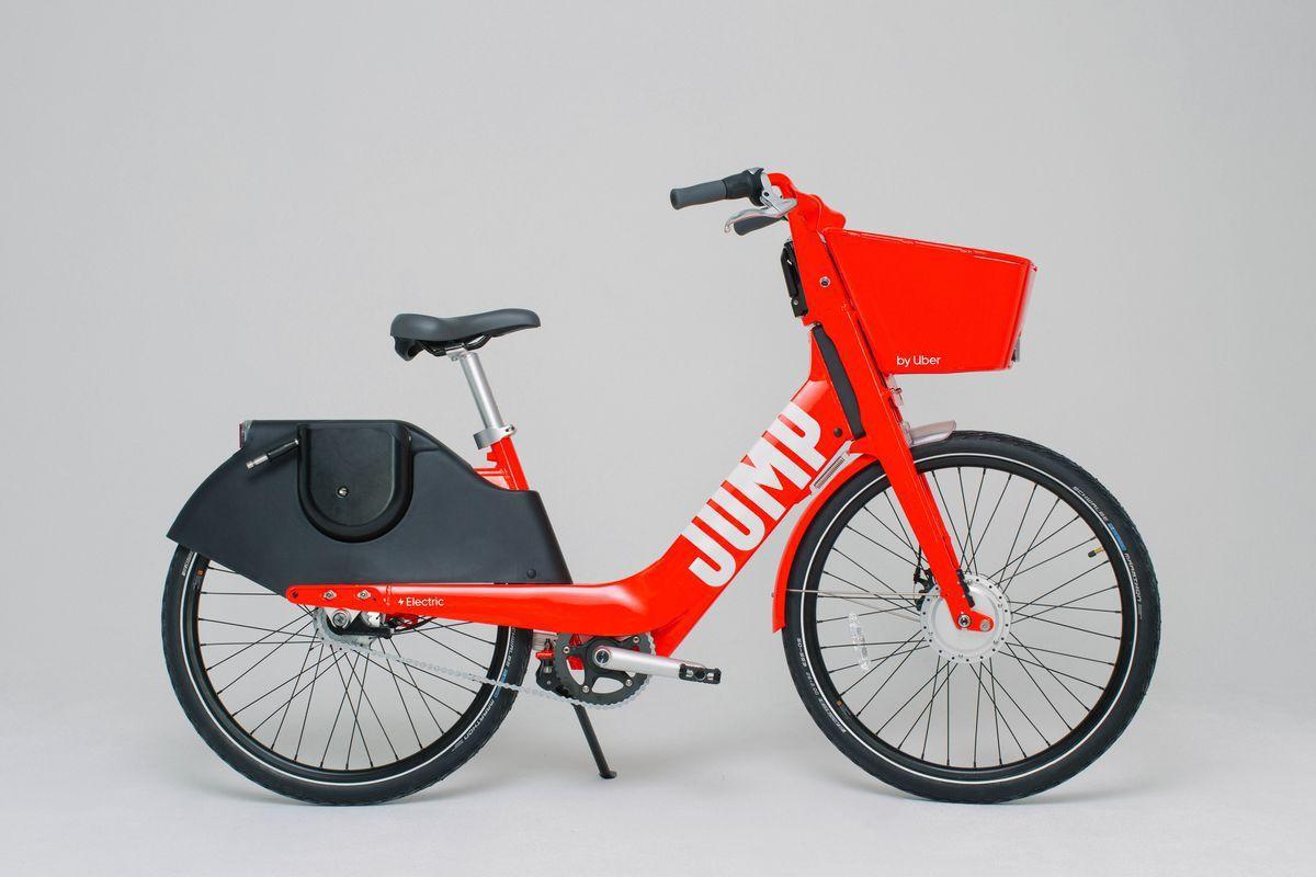 Uber تكشف عن الجيل الجديد من دراجات Jump الكهربائية New Electric