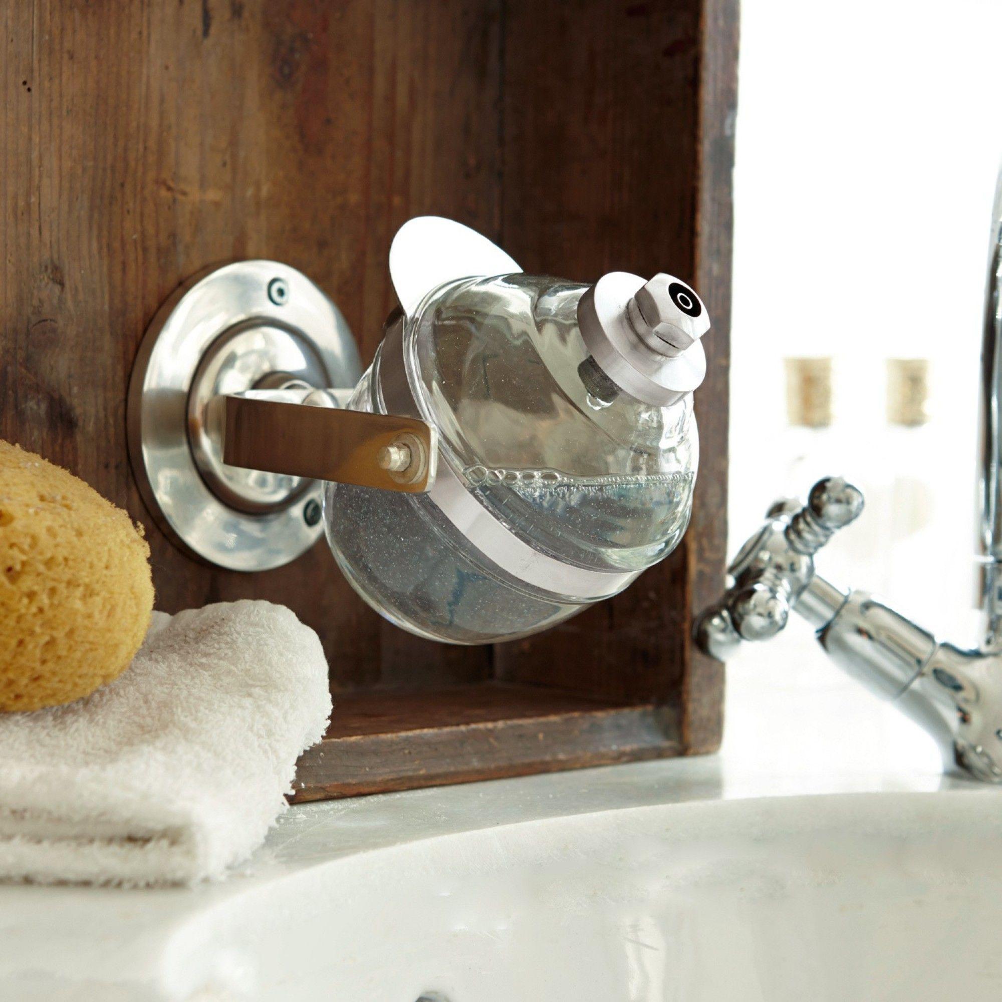 Seifenspender antik  Seifenspender Bailey' gesehen auf Loberon.de | Badezimmer ...