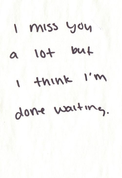 Farewell Letter From  Waiting Quotes Wise Words And Truths