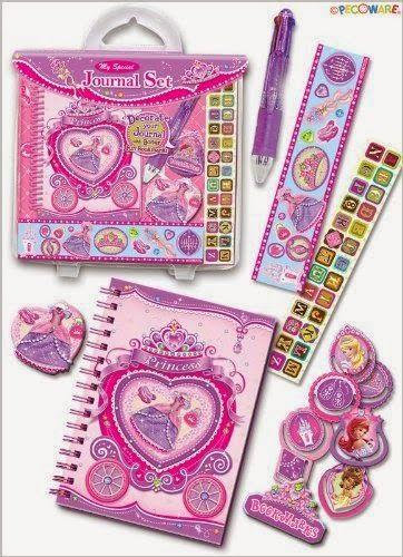 Cool Girls Stuff: Girls Journal Kit   Scrapbook supplies ...