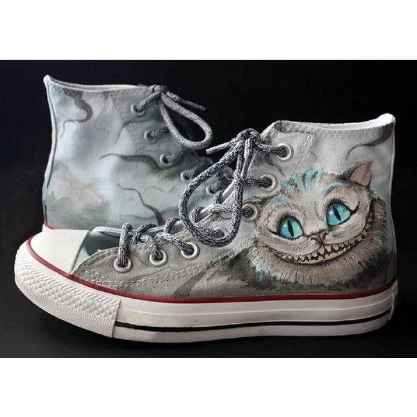 Cat shoes, Custom converse shoes