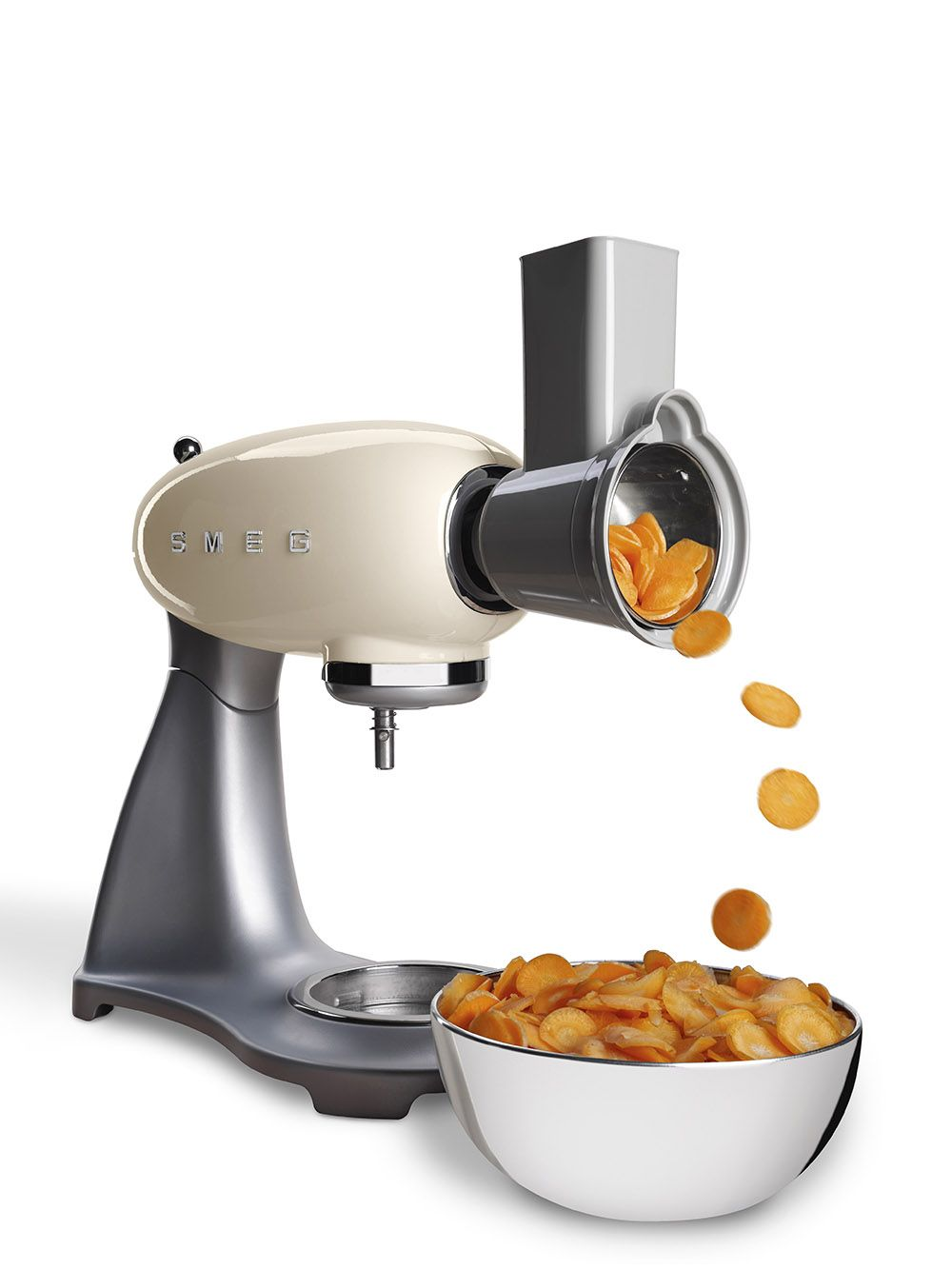 Kitchen small appliances uk - Smsg01and Smf01cruk Smeg Uk Slicer Grater For Stand Mixers Hello Octoberhello Autumnstand Mixersgratersmall Applianceskitchen