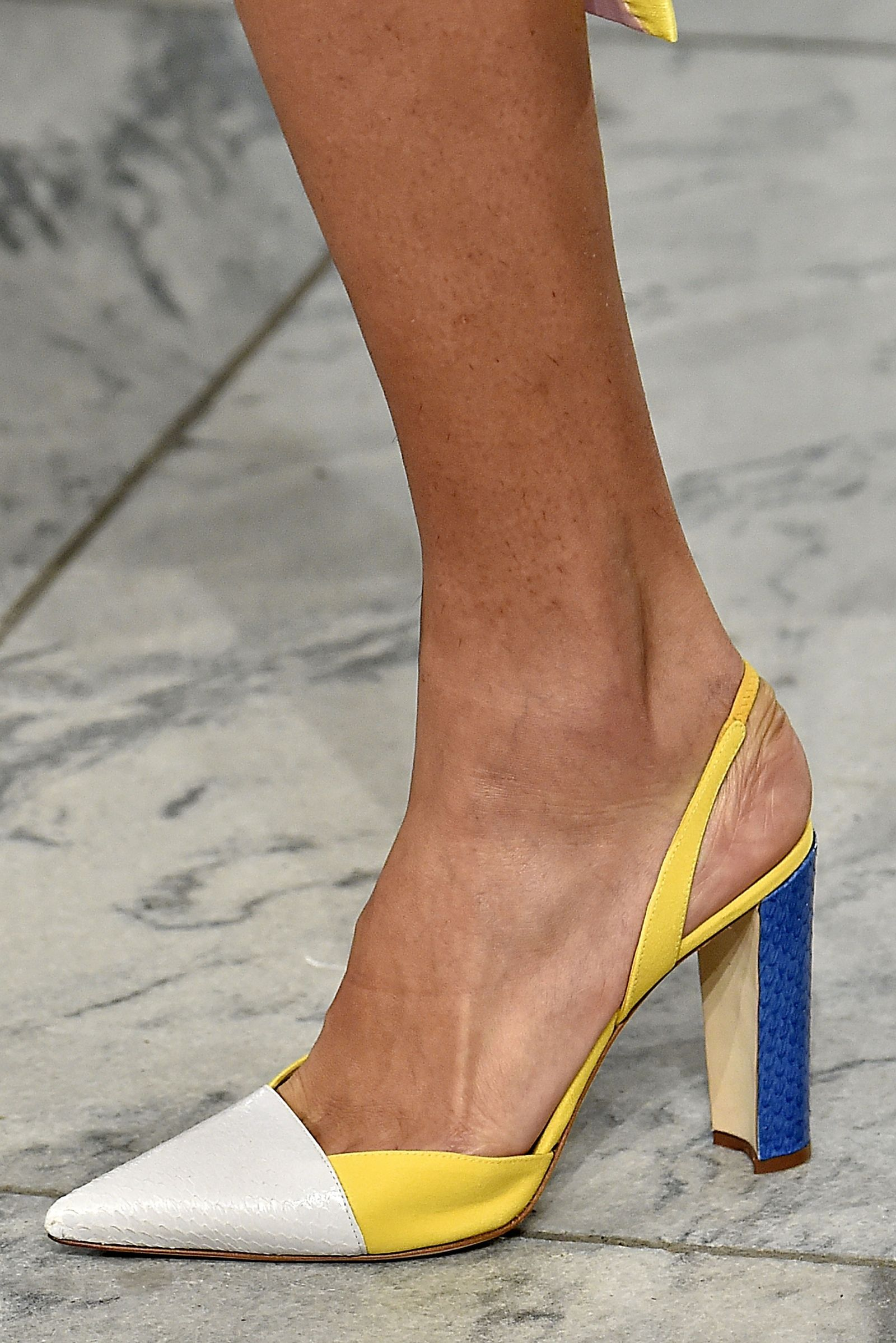 Carolina Herrera - The Hottest Spring 2018 Shoes Spotted On The Runways
