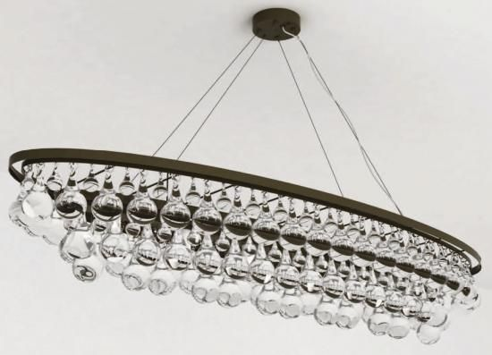 Arctic pear oval chandelier lighting pinterest pear arctic pear oval chandelier aloadofball Gallery