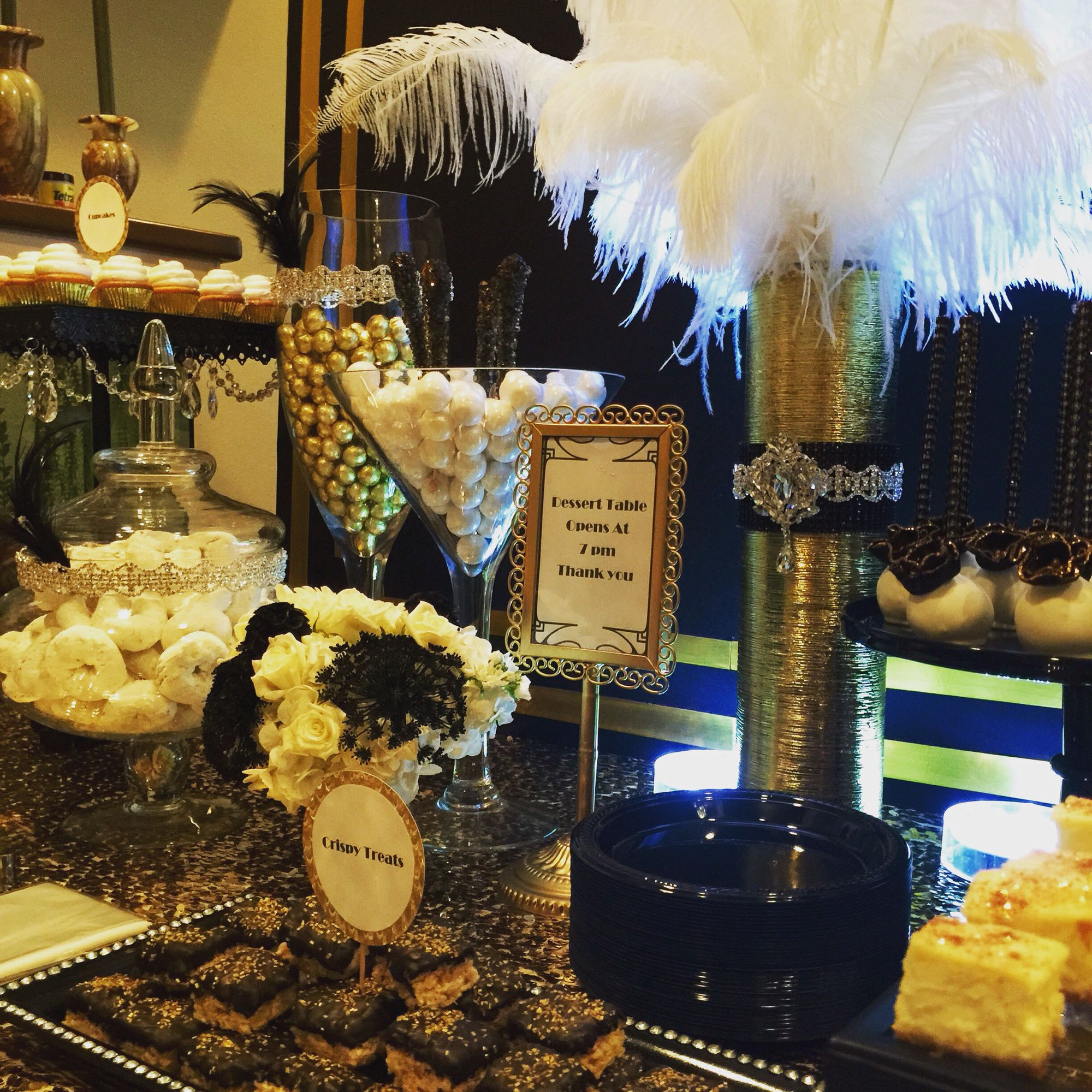 Great Wedding Reception Ideas: Candy Buffets By Bizzie Bee