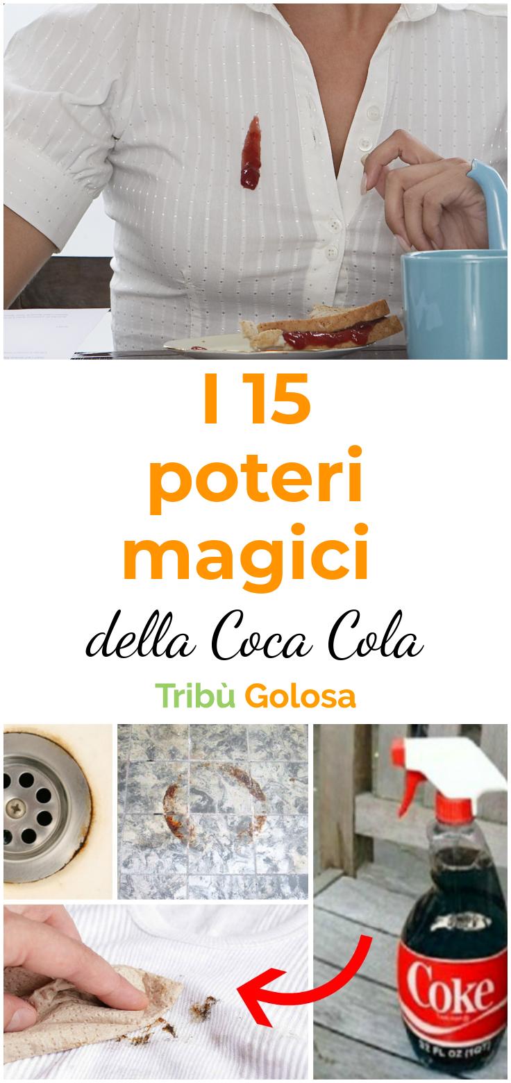I 15 Poteri Magici Della Coca Cola