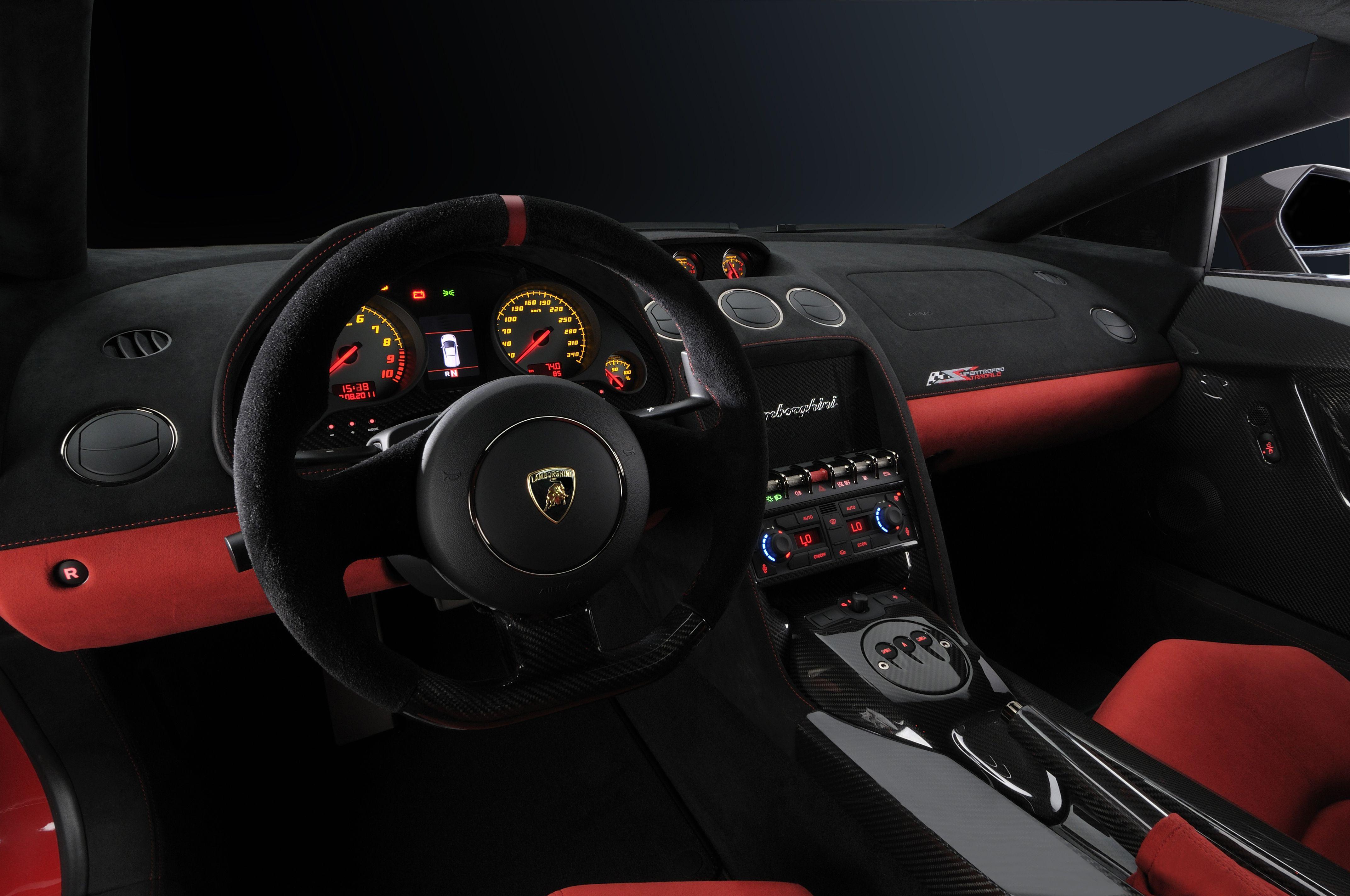 2015 Lamborghini Murcielago Interior 2013 Lamborghini Gallardo Lp