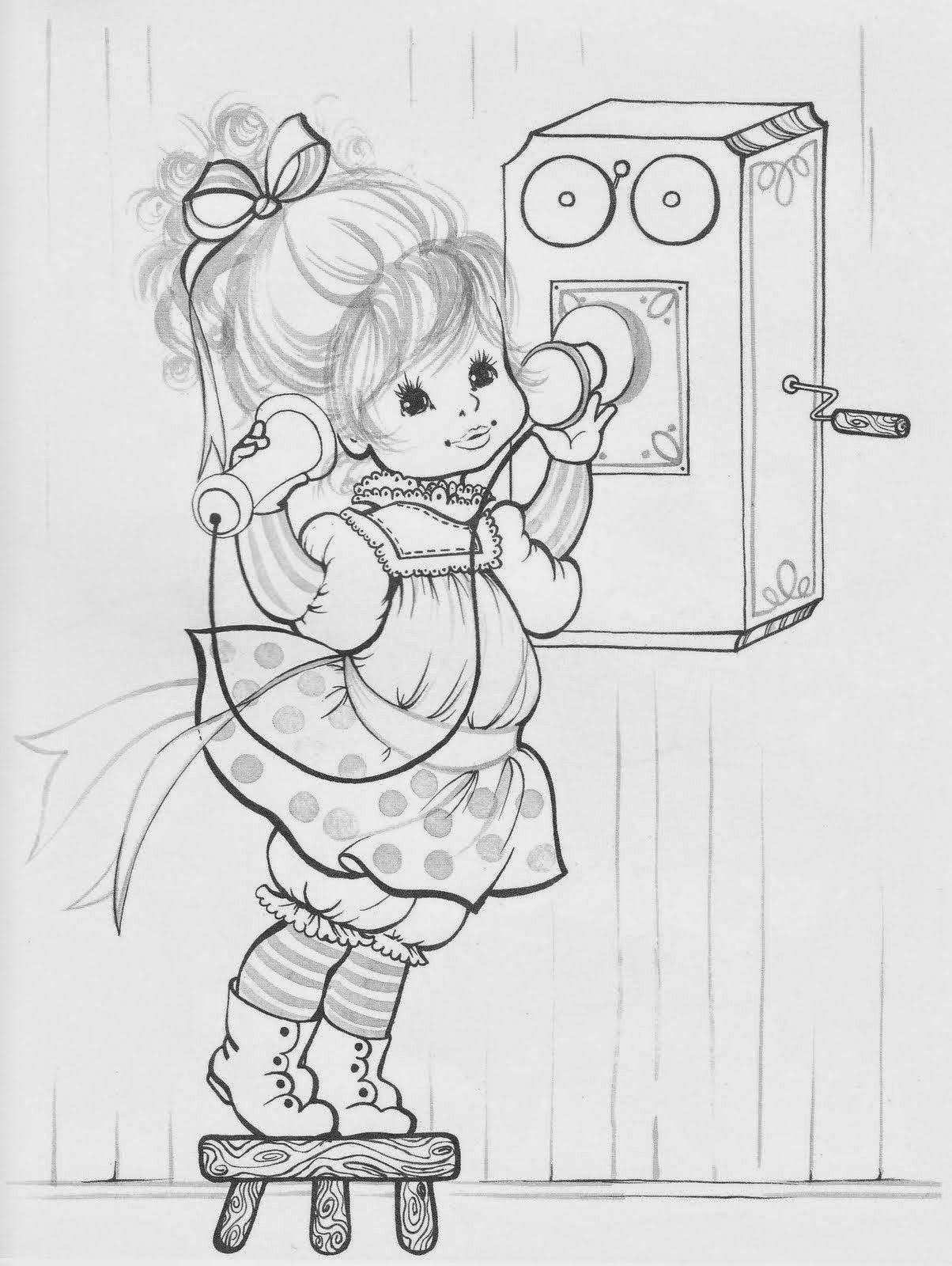 espaÇo educar 50 desenhos de crianças para colorir pintar