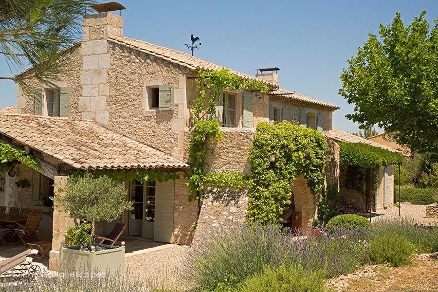 La maison d 39 eleganza affitto villa di prestigio eygali res provenza francia casas - Casas en la provenza ...