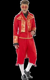 Menu0027s Devil Masquerade Costume  sc 1 st  Pinterest & Menu0027s Devil Masquerade Costume | Halloween Costumes 2 | Pinterest ...