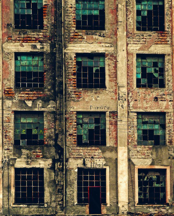 """500px / Photo """"Urban Tetris"""" By Kyriakos Kontozoglou"""