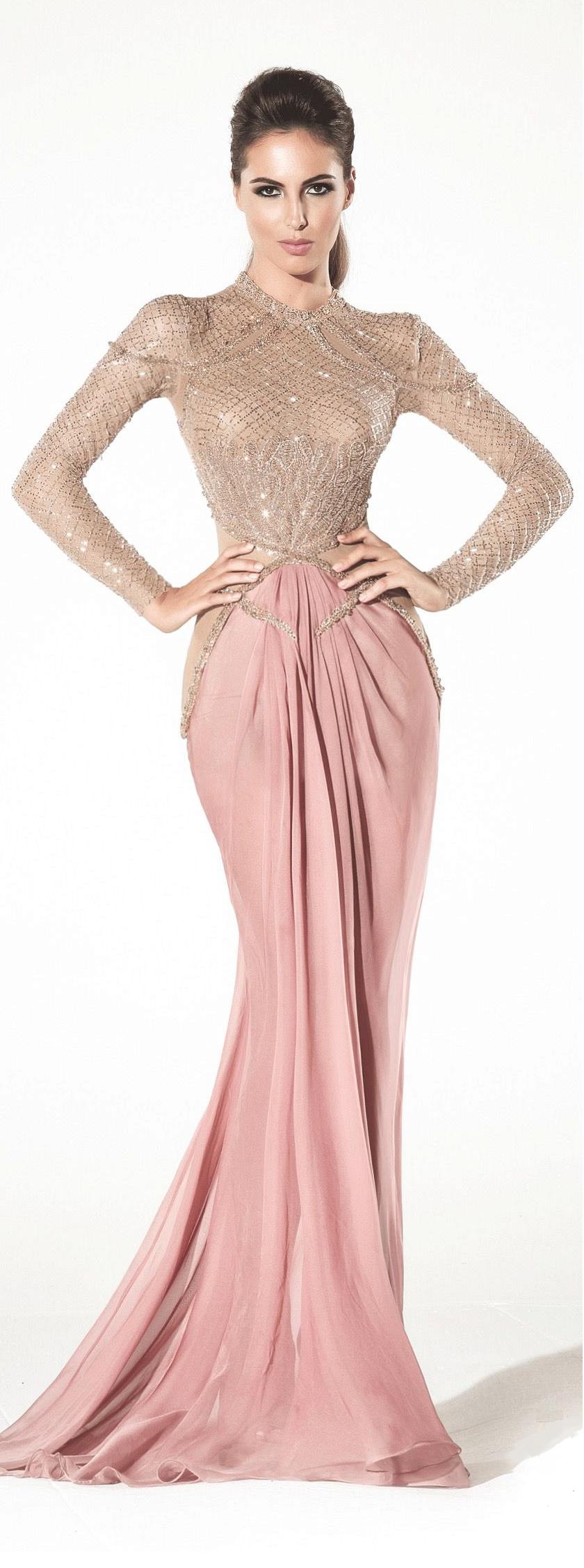charbel zoe couture | Alta costura | Pinterest | Vestiditos ...