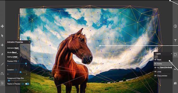 Plotagraph Pro, crea GIF animados a partir de tus fotos