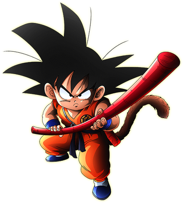 Kid Goku Render Xkeeperz By Maxiuchiha22 Kid Goku Dragon Ball Goku