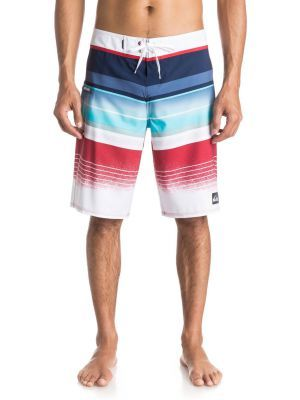 1481089f1d Quiksilver Men's Everyday Stripe Boardshorts, Available at #EssentialApparel