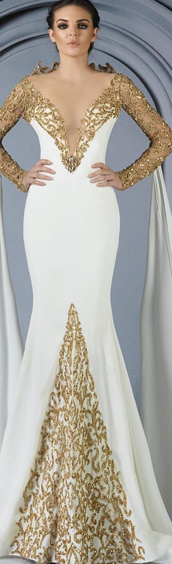Marwan khaled wedding wizardry pinterest ball gown
