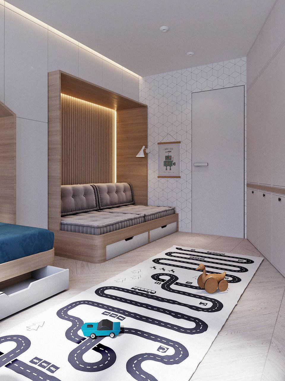 Dynasty Apt On Behance Haus