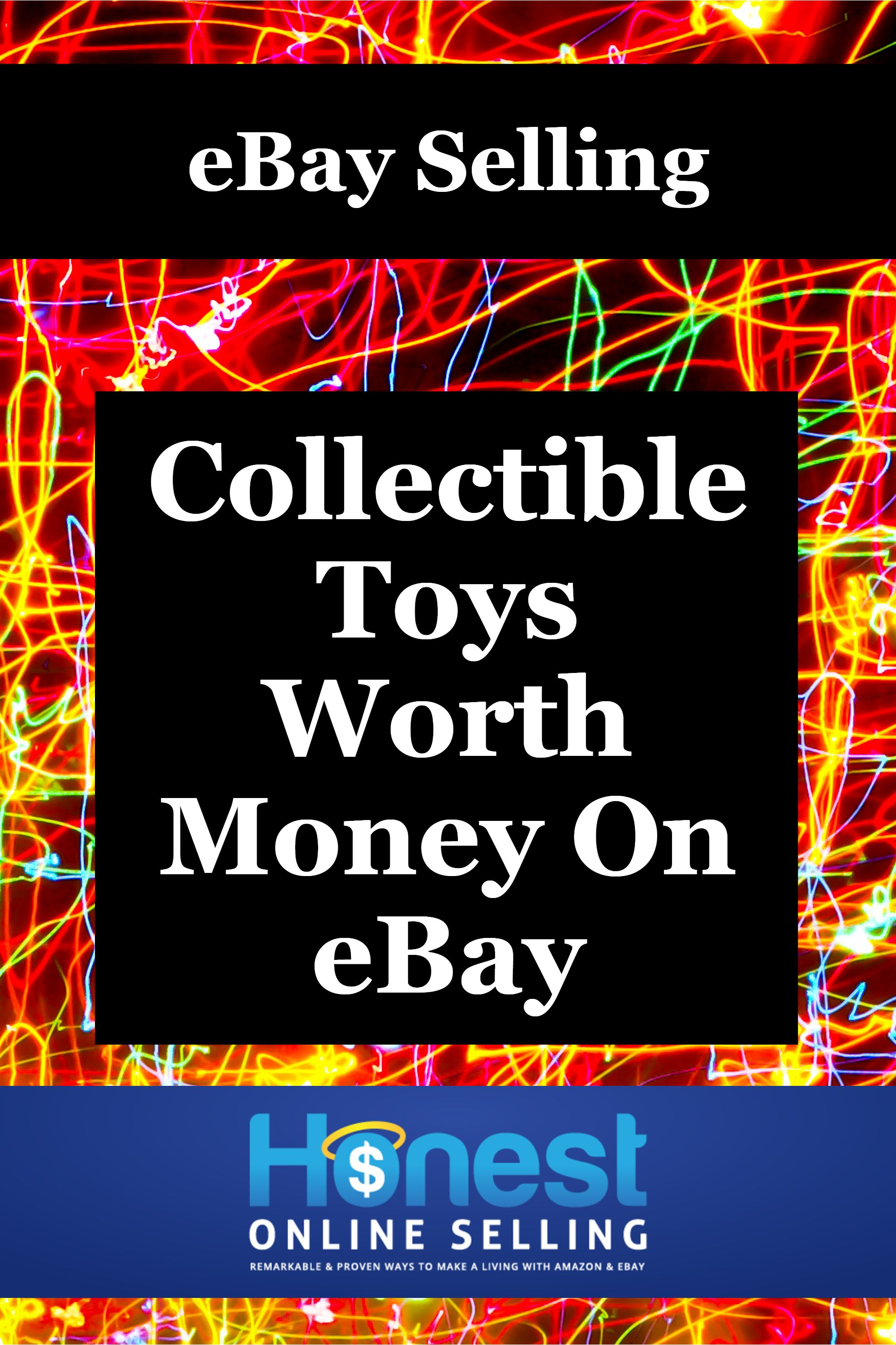 These Toys Used And New Are Worth Reselling On Ebay Amazon Ebay Business Business Motivation Ebay Business Ideas